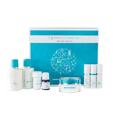 Activ-Skin Travel Kit With Moisturizing Balance-qms-medi-cosmetics